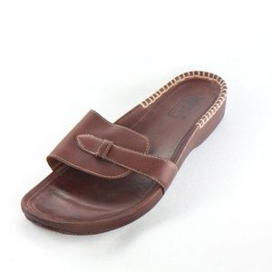 TIMBERLAND Smart Comfort System Leather Sandals